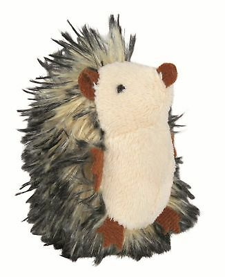 Trixie Plush Hedgehog Cat Toy 8 cm