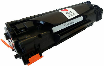 Toner cartridges black compatible with HP CB436A
