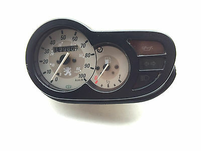 Peugeot Trekker 100Cc Speedo Clocks Speedometer 2000 Model