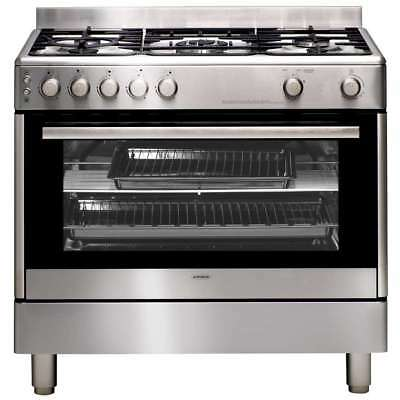 Euromaid 90cm 113L Natural Gas/Gas Freestanding Oven/Stove GG90S