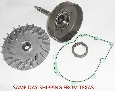 Wet Clutch Drum Housing And Primary Sheave  For Yamaha Atv Grizzly 660 2002-2008