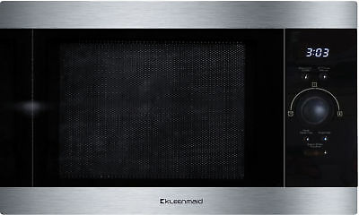 Kleenmaid 28L Built-In Wall Microwave With Grill MWG4511
