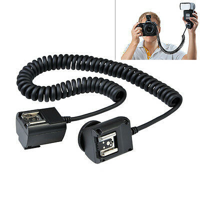 Godox TL-N 3M i-TTL Off-camera Hot shot Flash Sync Cord for Nikon SB900 SB910