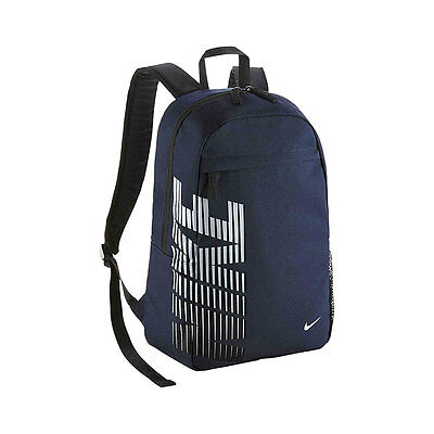 New NIKE CLASSIC  SAND BACKPACK/rucksack/school bag/gym bag/travel/unisex/navy