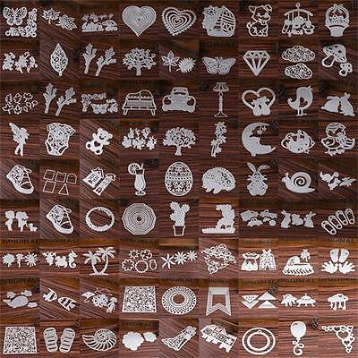 New Arrival Metal Cutting Dies Stencil Scrapbook Paper Cards Craft Embossing DIY