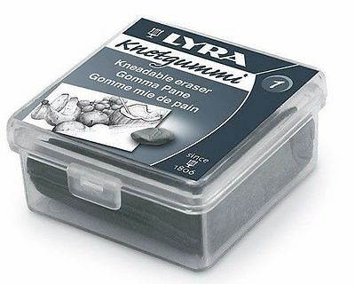 Lyra Kneadable Eraser Putty Rubber in Re-Sealable Case