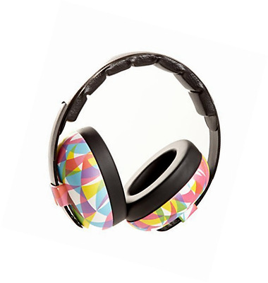 Baby Banz earBanZ Infant Hearing Protection, Geo Print, 3+ Months