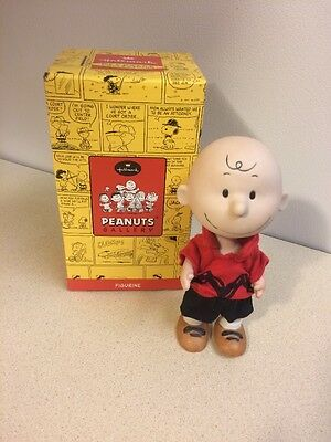 Hallmark Peanuts Gallery Charlie Brown Limited Edition Porcelain Figure