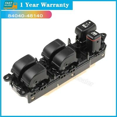 4PCS Electric Power Window Mirror Control Switches Fit 08-12 Mercedes Benz W204