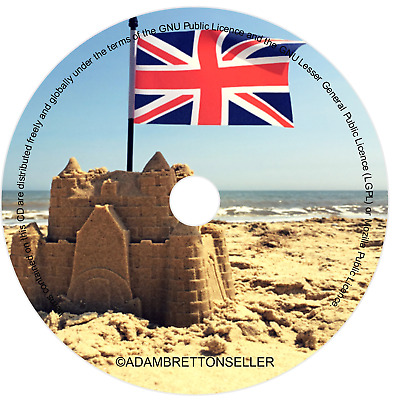 Sounds Of The Seaside CD - Seagulls Beach Ocean Sea - Natural Sounds 1 HR