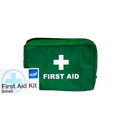 Small First Aid Kit in Nylon Pouch - Travel First Aid Kit - Camping, Walking,