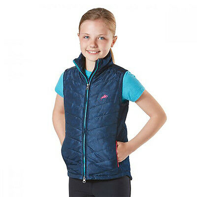 Harry Hall Apleford Junior Printed Gilet – HH5448