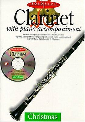 Partition+CD pour clarinette - Solo Plus: Clarinet With Piano Accompaniment