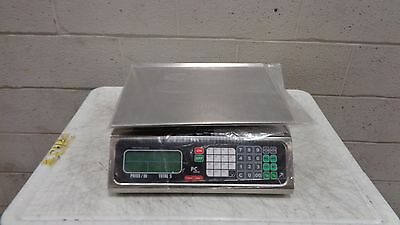 Tor Rey PC-80L 80 lb. Digital Price Computing Scale, Legal for Trade