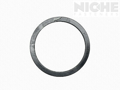Spiral Retaining Ring Internal HD 1-1/2 Steel (25 Pieces)