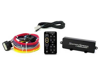 Accuair SwitchSpeed Air Suspension Controller Switch Speed Switchbox