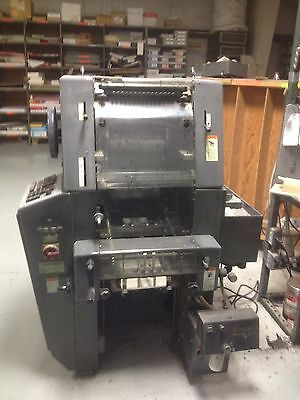 Heidelberg T Offset Press - Model TO