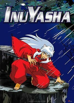 *NEW* InuYasha: Inu Yasha Crouching Night Fabric Poster by GE Entertainment