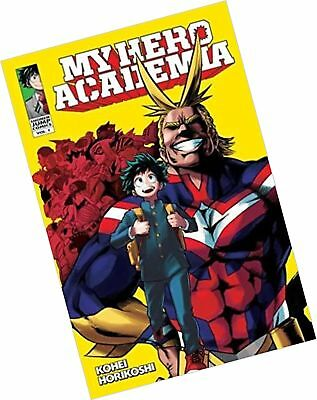 My Hero Academia Vol. 1