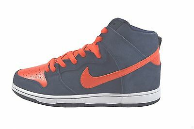 5c7fd9706b26 Nike DUNK HIGH PRO SB Obsidian Team Orange White Discounted (511) Men s  Shoes
