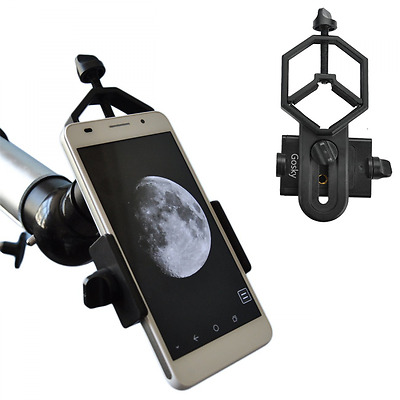 Gosky Universal Cell Phone Adapter Mount - Compatible with Binocular Monocular S