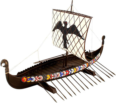 Revell of Germany Viking Ship Plastic Model Kit