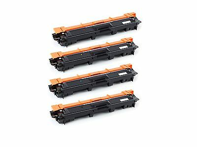 4PK BROTHER TN221 TN221& TN225 for Brother HL3140CW MFC9130CW ONE SET $49.50