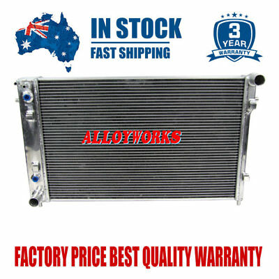 3Row Aluminum Radiator For Holden Commodore VY SS 5.7L GEN 3 V8 LS1 AT/MT 02-04