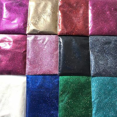 10g Fine Glitter Dust Powder For Soap Wine Glass Body Nail Art UV Gel Tip Craft