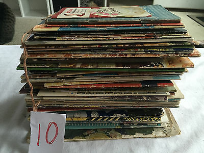 Vintage RECIPE RECIPES Cook Book Pamphlet Brochures 75pcs LOT grouping #10