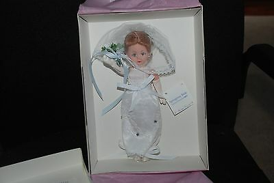 Springtime Bride Made exclusively for QVC,  10'' Madame Alexander Doll New NRFB