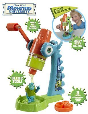 Monsters University Slime Canister Machine Slimy Figurines & Dean Figure 239061