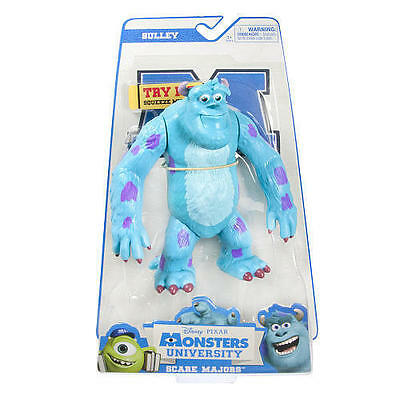 Monsters University Scare Majors Sulley Moving Monster Figure 20057815 - New