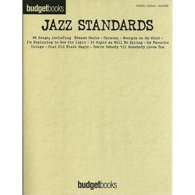Budgetbooks: Jazz Standards