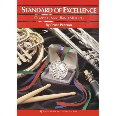Standard of excellence per flauto - Volume 1