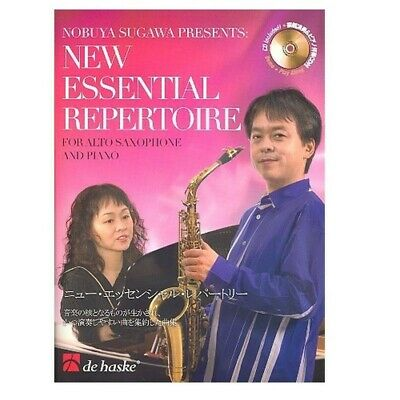 Nobuya Sugawa - New Essentiall Repertoire for Alto Saxophone and Piano