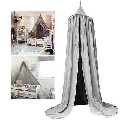Kids/Baby Bed Canopy Netting Bedcover Mosquito Net Curtain Bedding Canopies Net