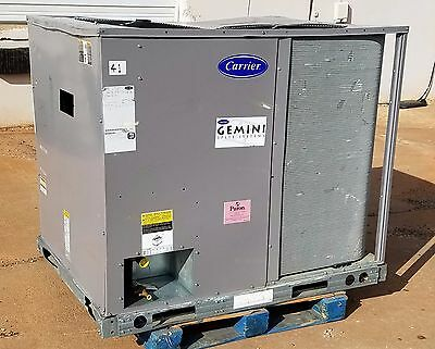 Carrier Air Conditioner Condensing Unit, R410A, 12.5 Ton, 208/230V 3 Ph - New 41