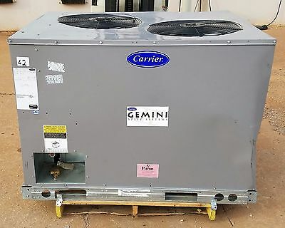 Carrier Air Conditioner Condensing Unit, R410A, 6 Ton, 575V 3 Ph - New 42