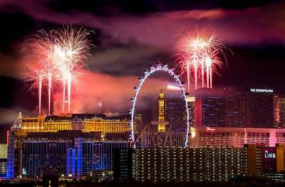 Las Vegas New Years 2019 - Make your reservations for 2019