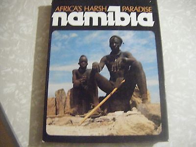 """Namibia """"Africa's Harsh Paradise"""" Hardcover, 1979, Country Life Books"""