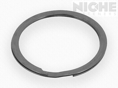Spiral Retaining Ring External HD 1-1/4 Steel (25 Pieces)