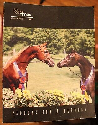 Arabian Horse Times: January 1993