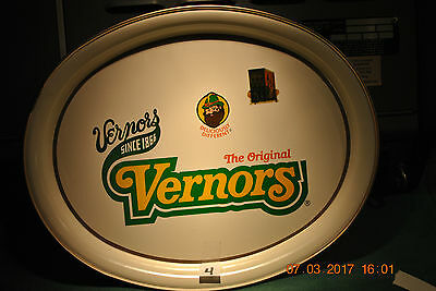 Original Vernors Soda Tray / These Trays Have Inperfections And Blemishes #4