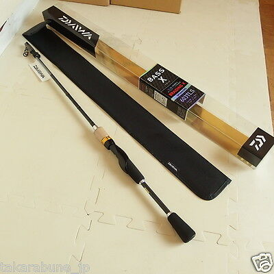 "Brand New Spinning rod DAIWA BASS X 603TLS 6'3"" Light action Telescopic"