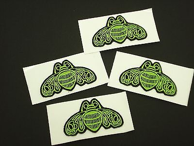 Set of 4 Tequila Patrón Logo patches