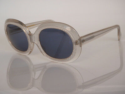 VINTAGE Cutler and Gross of London Black Sunglasses Model ...