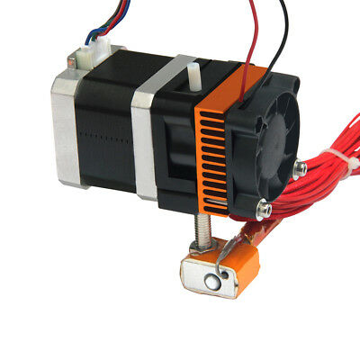 Geeetech Updated New MK8 Extruder 0.3mm nozzle For 1.75mm filament ship from AU