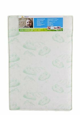Playpen Foam Mattress Fits Pack n Play Infant Baby Portable Waterproof Crib