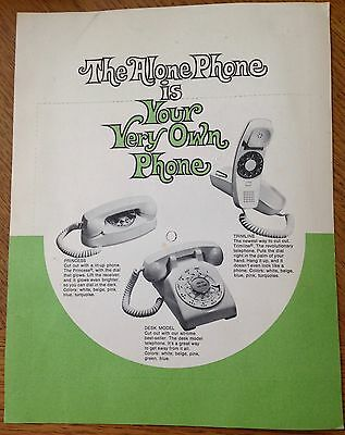 New York Bell Telephone Advertising and 33 1/3 record